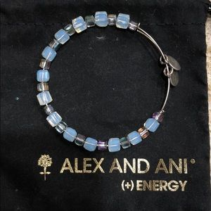 Alex and Ani Swarovski Bracelet